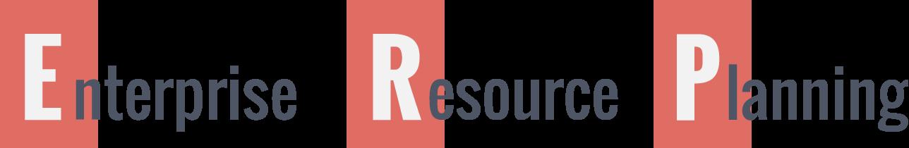 Definition ERP – Enterprise Resource Planning